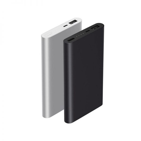 Original Xiaomi MI 10000 mAh Powerbank V2 Quick Charge