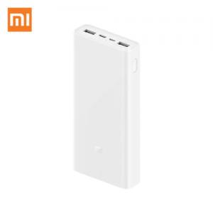 Mi Power bank 20000mAh V3 USB-C With QC3.0 18W – White