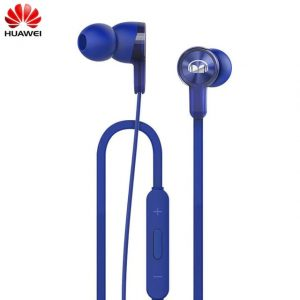 Huawei Honor MONSTER Driver Wired Earphones – Blue