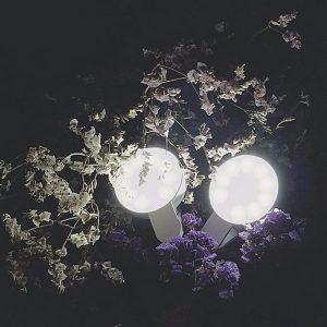 Original Xiaomi YueMi Portable Selfie Flash Light-White
