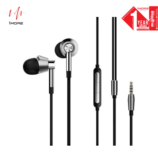 1MORE Triple Driver In-Ear Headphones ( E1001 )