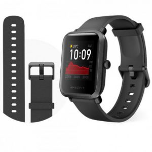 Amazfit Bip S Smart Watch – Black