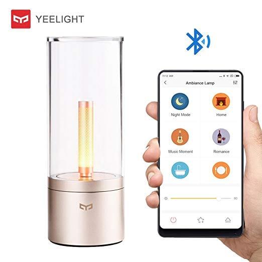 Original Yeelight Ambiance Candlelight Lamp For Smart Home