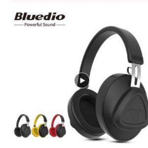 Bluedio T Monitor wireless bluetooth headphone with microphone