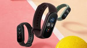 Xiaomi Mi Smart Band 5 Smart Watch Sports Bracelet Dynamic Color AMOLED Screen 11 Sports Modes