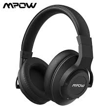 Mpow H12 Hybrid Active Noise Cancelling Bluetooth Headphones