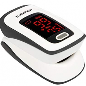 Fingertip Pulse Oximeter, Blood Oxygen Saturation Monitor