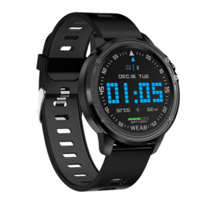 Microwear L8 Sport Smart Watch Waterproof With IP68 Oxygen ECG