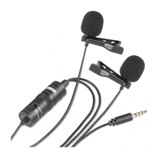 BOYA BY-M1DM BY-M1 Microphone with 6M Cable