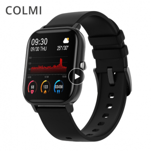 COLMI P8 Waterproof Bluetooth Sport Tracker Smart Watch
