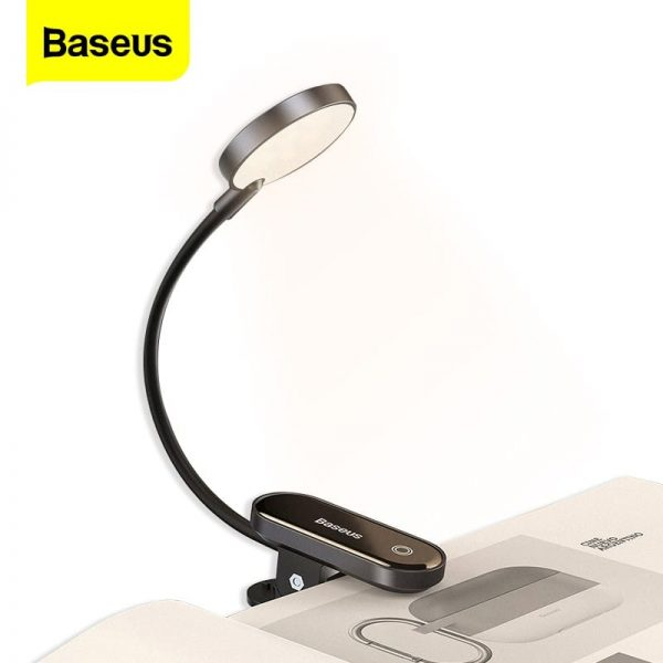 Baseus Comfort Reading Mini Clip Lamp
