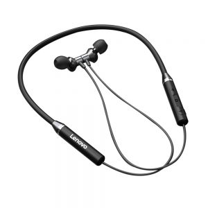 Lenovo QE03 Hanging Neck Bluetooth Earphone
